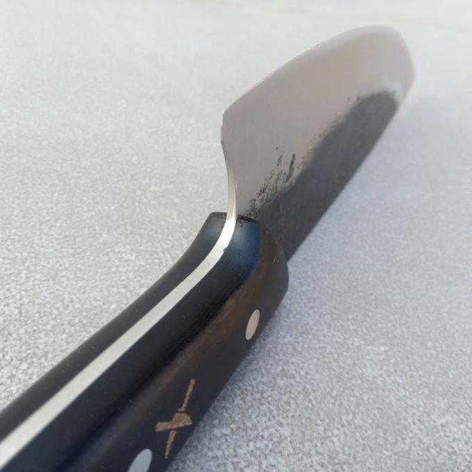 Bord de lame (couteau de chef Itamae)